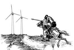 Don-Quixote-WindTurbine