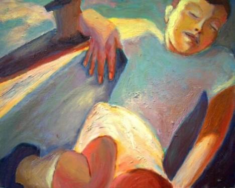 Pamies,Sergi-Unplugged-Eikona-01-παιδί που κοιμάται